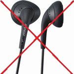 イヤホンでの難聴を防止する3つの対策
