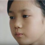 富士通ICTのCMで、入院している女の子は誰?